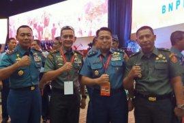 Pangdam I/BB ikuti Rakornas Penanggulangan Bencana di Bogor