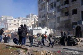 """Gencatan senjata di Idlib Suriah """"aman waspada"""""""