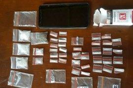 Polres Tanjungbalai sita 2 kilogram sabu dari Malaysia