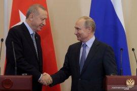 Rusia kepada Turki: Kami tak jamin keselamatan pesawat Anda  di Suriah