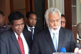 Xanana bertemu Mahfud MD bahas soal perbatasan RI-Timor Leste