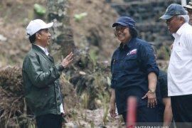KLHK terapkan pola baru penanganan pascabencana di Bogor dan Lebak
