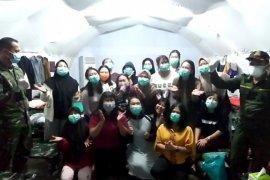 Seluruh WNI dari China di Natuna sehat sudah ada yang  kuliah