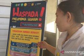 Balita warga negara China diisolasi RSUP Kandou Manado