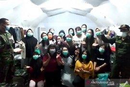 13 warga Jawa Barat ikut jalani observasi di Natuna