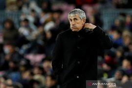 Tanggapan Quique Setien terhadap perselisihan Messi dan Abidal