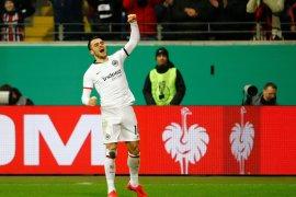 Piala Jerman, Kostic antar Frankfurt usir Leipzig