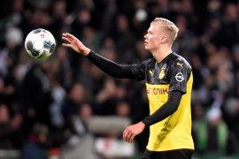 Kalah 2-3 melawan Werder Bremen Haaland gagal cegah Dortmund terpental dari Piala Jerman