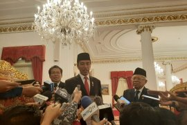 Presiden Jokowi: WNI positif corona di Singapura didampingi KBRI
