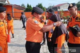 100 anggota organisasi kemasyarakatan di Jambi ikut pelatihan SAR