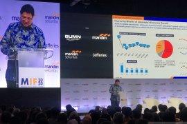 Menko Airlangga: Virus corona berpotensi tekan ekonomi Indonesia 0,29 persen
