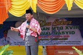 Bupati Tapsel hadir di pembukaan MTQN ke-18 dan Festival Nasyid Kecamatan Arse
