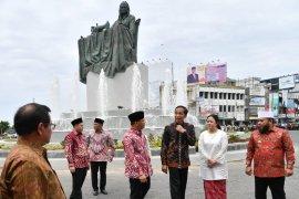 Puan bangga atas peresmian Monumen Fatmawati di Bengkulu