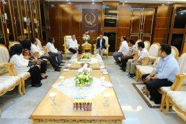 Gubernur Nurdin siapkan Sulsel jadi tuan rumah HPN 2022