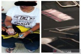 Razia Pekat Satpolair Banjarmasin ringkus wanita pengedar sabu-sabu