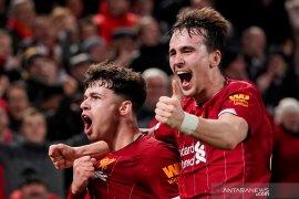 Tim muda bawa Liverpool ke 16 besar Piala FA