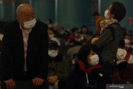 Tidak ada negara baru yang laporkan kasus virus corona dalam tiga hari terakhir