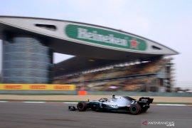 Grand Prix F1 China terancam batal karena wabah virus corona