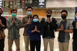Kadinkes Banten pastikan mahasiswa yang dipulangkan dari China sehat