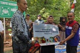 Bangun Jalur Evakuasi Tsunami, Masyarakat Apresiasi Pertamina