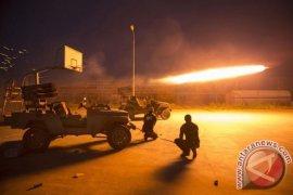 Sebuah roket menggempur pangkalan AS di Irak utara