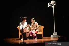 SMAN 3 Denpasar tampilkan teater berbahasa Bali