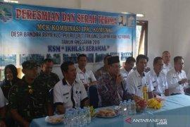 Pemkab Kotabaru ubah kebiasaan warga buang air besar sembarangan