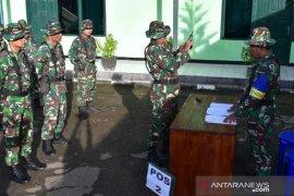 Tingkatkan keterampilan prajurit, Kodim Kandangan laksanakan UTP umum