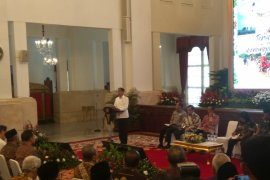 Jika ada karhutla, Presiden akan copot jabatan TNI/Polri