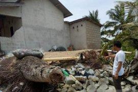 Belasan rumah di Bangka Tengah terancam abrasi