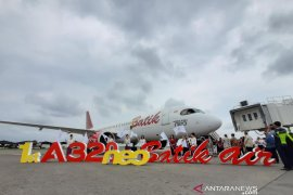 Batik Air datangkan lima pesawat Airbus A320 Neo tahun ini
