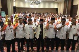 Ketua Majelis Syuro PKS silaturahim kebangsaan dan kebudayaan di Kuta