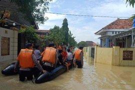 BPBD Cirebon:  625 rumah terdampak banjir luapan sungai