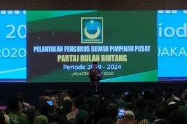 Jokowi hadiri pelantikan pengurus DPP PBB