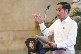 Presiden Jokowi minta penegakan hukum karhutla tanpa kompromi