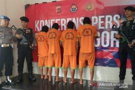 Polisi tangkap pemuda 26 tahun bos tambang emas ilegal