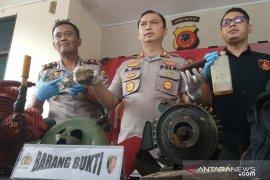 130 karung batu mengandung emas disita dari tambang ilegal di Bogor