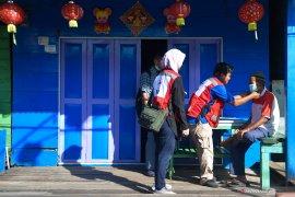 WNI dikarantina di Natuna sehat, China ikut senang