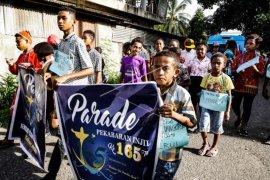 Parade Pekabaran Injil di Serui Papua Page 1 Small