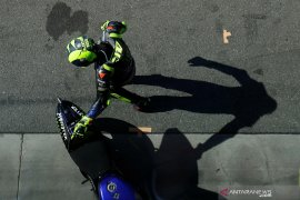 Rossi, Vinales kenalkan tunggangan baru musim MotoGP 2020