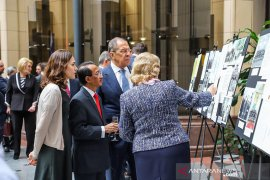 Menlu Lavrov buka Pameran Arsip 70 Tahun Hubungan Diplomatik RI-Rusia