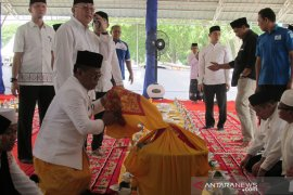 Puluhan ribu warga Kota Banda Aceh hadiri maulid akbar