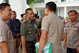 Pangdam I/BB hadiri Rakornas Pencegahan Karhutla di Jakarta