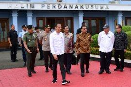 Presiden resmikan TPA sampah regional Banjarbakula di Banjarbaru