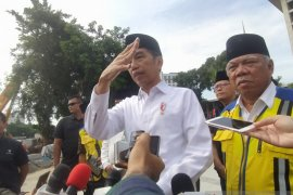 Presiden Jokowi targetkan renovasi Masjid Istiqlal rampung April 2020