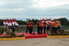 Presiden resmikan TPA sampah Regional Banjarbakula