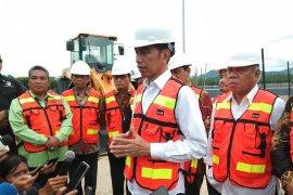 President appreciates construction of Banjarbakula landfill