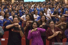 Menteri PPPA dorong perempuan aktif kawal pilkada