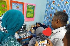 Bupati Kubu Raya ajak ibu hamil periksa kandungan dengan USG gratis