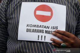 DPR mengacu UU Nomor 12/2006 soal eks ISIS